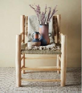 Vase Terracotta Amphore S - 12,5x17 - Madam Stoltz