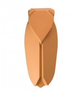 Muette Beige Foin - Cigale en céramique - Monochromic
