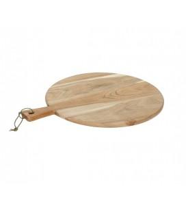 Planche à découper XL en bois d'acacia