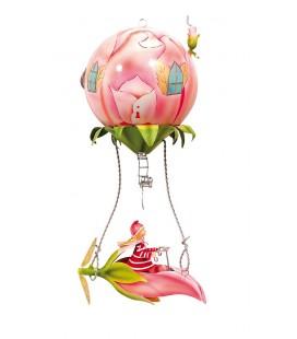 Mobile Schlumpeter « Bouton de Rose » - L'Oiseau Bateau