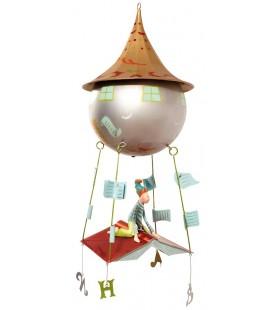 Mobile Schlumpeter « L'Enfant Livre »  L'Oiseau Bateau