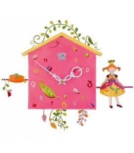 Horloge La Princesse aux Petits Pois – L'Oiseau Bateau