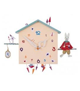 Horloge le Lapin – L'Oiseau Bateau