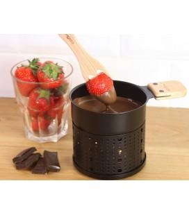 LUMI CHOCO - Fondue au chocolat à la bougie - Cookut