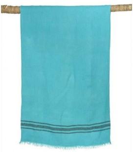 Drap de Bain en lin lavé - KUTA Aqua 80x190 – Harmony