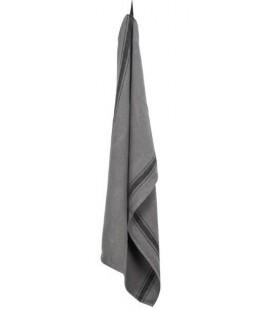 Essuie-mains - Torchon en lin lavé - OLBIA Granit 46x70 – Harmony