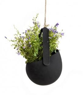SLING – Pot suspendu Noir – JOKJOR
