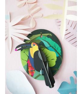 Déco murale - Toucan - Studio Roof