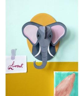 Déco murale - Éléphant - Studio Roof