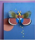 Déco murale - Papillon Géant - Studio Roof