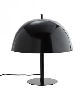 Lampe Champignon en métal noir - Madam Stoltz