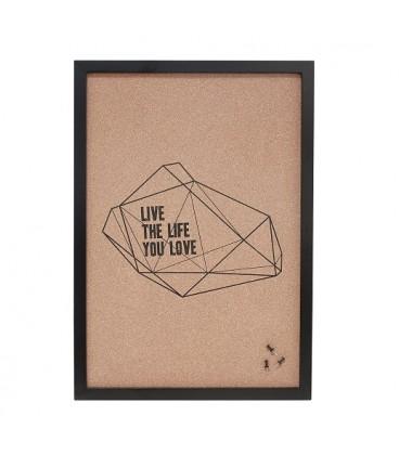 tableau en li ge live the life you love h bsch. Black Bedroom Furniture Sets. Home Design Ideas