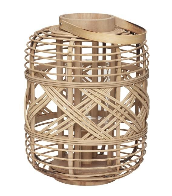 Lanterne Bambou GM  - 31x61 cm - Hubsch